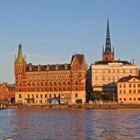 вид шведской столицы :: Елена