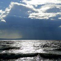 Солнце на воде :: Елена Шемякина