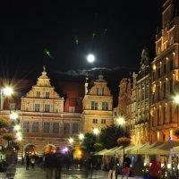 Ночной Гданьск :: Александр Матвеев
