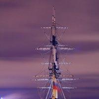 Корабль. :: Светлана Салахетдинова