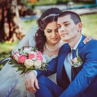 Карина и Дмитрий :: Арина Елизарова