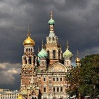 Храм Спас-на-Крови в Санкт-Петербурге :: Александр Яковлев