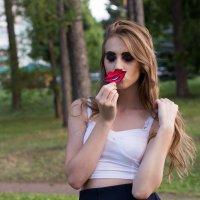 Летний поцелуй :: Артем Токарев