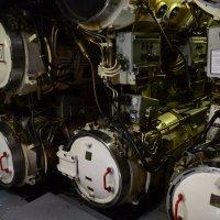 Отсеки подводной лодки :: Ольга