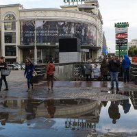 Прогулка по Екатеринбургу. :: Валерий Молоток