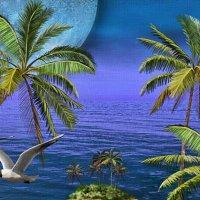 ***Морской пейзаж*** :: Юлия Z