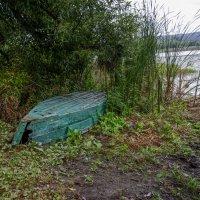 Старая лодка :: Константин Сафронов