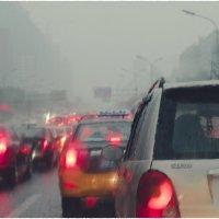 День после парада в Пекине :: Анастасия Безуглая