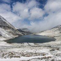 Вид с перевала Ажу :: Александр Скалозубов