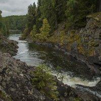 Водопад Кивач на реке Суна. :: Владимир Питерский