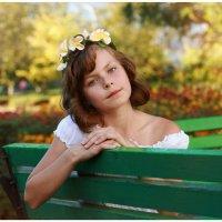 Портрет девочки :: Римма Алеева