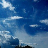 синева- небесная картина :: Александр Прокудин