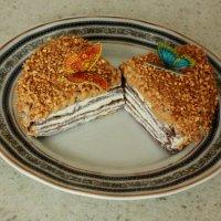 Диетические пироженки от Ксю :: Анна Елишева