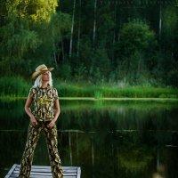 на реке :: Ярослава Бакуняева