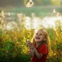 детская радость :: Ярослава Бакуняева