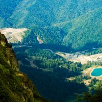 Величие гор Кавказа (2) :: Арина Зотова
