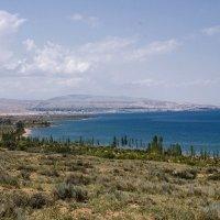 Озеро Иссык-Куль :: Александр Грищенко