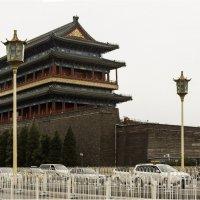 Ворота Циен-мэнь (Передние ворота) :: Анастасия Безуглая