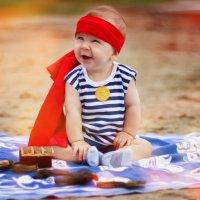 пиратик :: Кристина Малютина