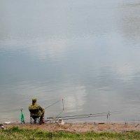 Рыбалка в Москве.... :: Elvira