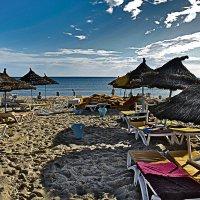 6-30 утра  в Тунисе :: сергей адольфович