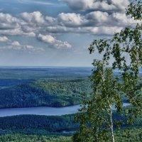 Вид с покоренной вершины :: Светлана Игнатьева