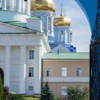 Задонский Рождество-Богородицкий монастырь :: Анна Слободенюк