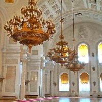 Георгиевский зал Большого Кремлевского дворца :: Галина