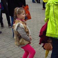 День города в Москве. Праздничное настроение :: Андрей Лукьянов
