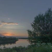 Рассветная тишина :: Валентин Котляров
