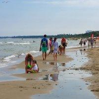 Последний день лета в Сопоте :: Игорь Вишняков