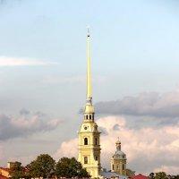 Петропавловская крепость :: Александр Яковлев