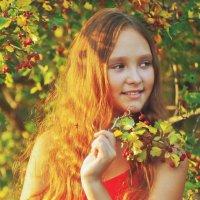 осенние ягодки 3 :: Viktoriya Bilan