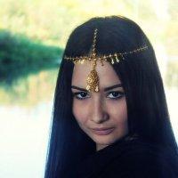 Восточная красавица :: Татьяна Воробьева