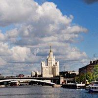 Высотка на Котельнической :: Борис Александрович Яковлев