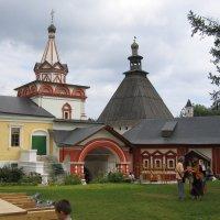Саввино-Сторожевский монастырь :: Михаил Яблоков