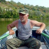 Рыбак. :: Чария Зоя