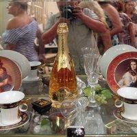Натюрморт с шампанским :: Сергей