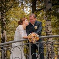 осенняя свадьба (2) :: елена брюханова