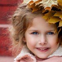 Голубоглазая осень :: Екатерина Overon