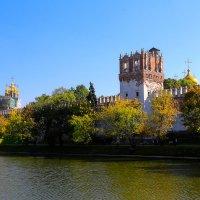 Новодевичий монастырь, Москва. :: Viktor Nogovitsin