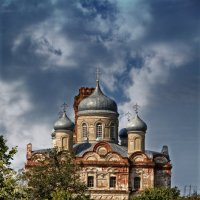 Спаси и сохрани... :: Геннадий Коробков
