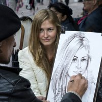 Эти глаза на против ..... :: Василий Аникеев