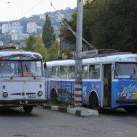 Ялтинские Троллейбусы :: Денис Быстров