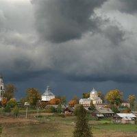 Осень в Великорецком :: Борис Гуревич