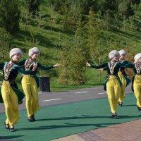 Башкирский танец :: Наталья Тагирова