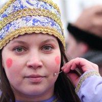 портрет русской красавицы :: Евгений Воронков