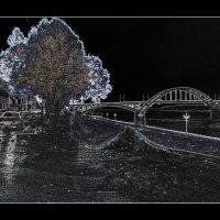 Рыбинск,мост :: Черных Ксения