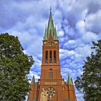 The Church in Torun :: Roman Ilnytskyi