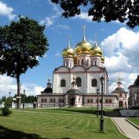 иверский собор валдайского иверского монастыря :: Александр Волоцков